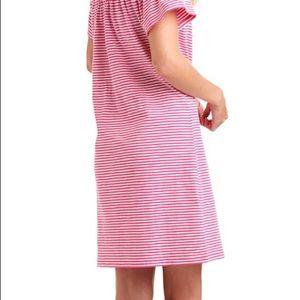 Vineyard Vines Slub Knit Dress Off Shoulder